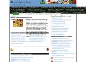 naturalfacialrecipes.homestead.com