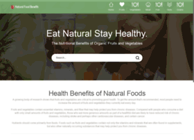 naturalfoodbenefits.com