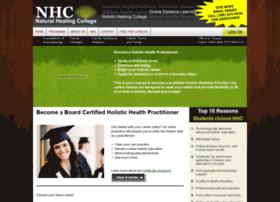 naturalhealingcollege.com