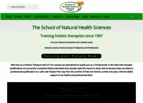 naturalhealthcourses.com