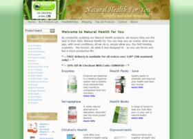 naturalhealthforyou.co.uk