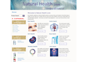 naturalhealthlove.co.uk