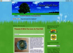 naturalhealthnews.blogspot.co.il