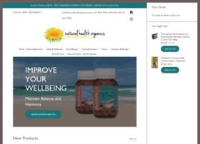 naturalhealthorganics.com.au