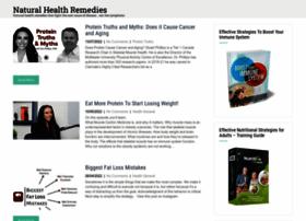 naturalhealthremedies.biz