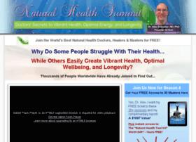 naturalhealthsummit.com