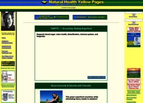 naturalhealthyellowpages.com