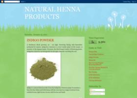 naturalhennaproducts.blogspot.com