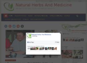 naturalherbsandmedicine.com