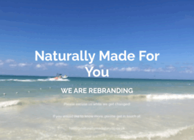 naturallymadeforyou.co.uk
