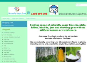 naturallysugarfree.com.au