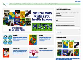 naturalmath.com