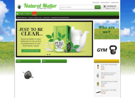 naturalmatter.co.uk