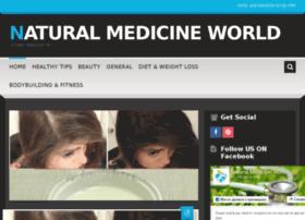 naturalmedicineworld.com
