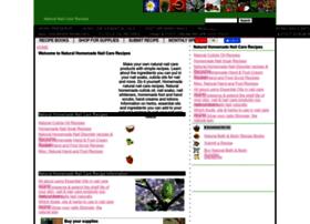 naturalnailcarerecipes.homestead.com