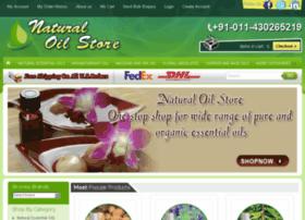 naturaloilstore.com