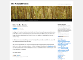 naturalpatriot.org