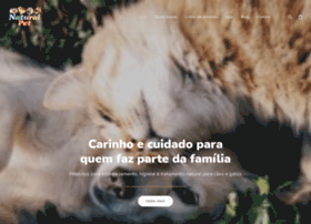 naturalpet.com.br