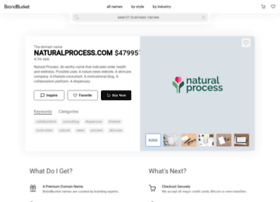 naturalprocess.com