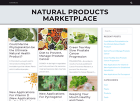 Naturalproductsmarketplace.com