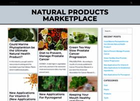 naturalproductsmarketplace.com