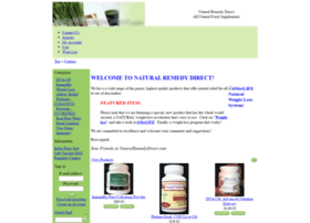 naturalremedydirect.com