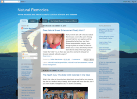 naturalremedysite.blogspot.in