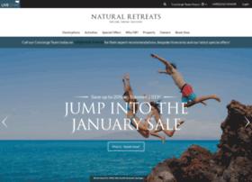naturalretreats.co.uk