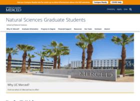 naturalsciencesgrads.ucmerced.edu
