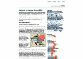 naturalsearchblog.com