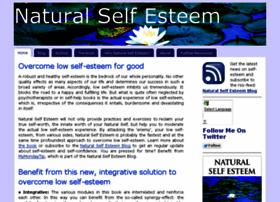 naturalselfesteem.com