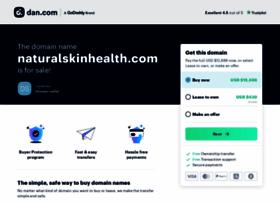 naturalskinhealth.com
