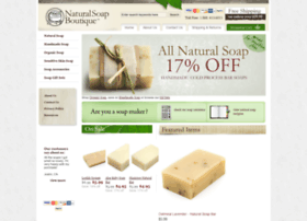 naturalsoapboutique.com