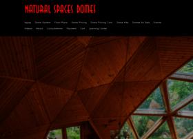 naturalspacesdomes.com