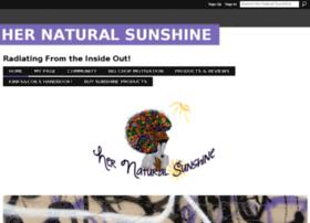 naturalsunshine.ning.com
