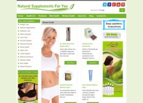 naturalsupplementsforyou.com