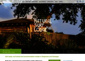 naturalsurflodge.com