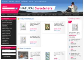 naturalsweetenerstore.com