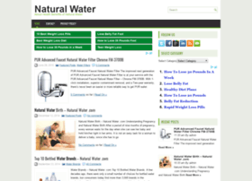 naturalwater.com