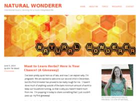 naturalwonderer.com