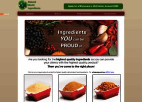 naturalworldingredients.com