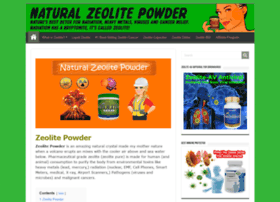naturalzeolitepowder.com