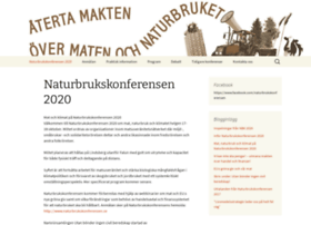 naturbrukskonferensen.se