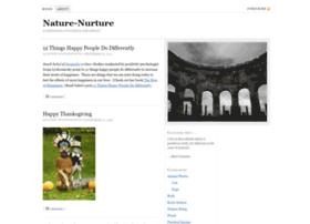 nature-nurture.com