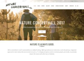 natureconcerthall.com