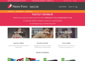 natureforce.hu
