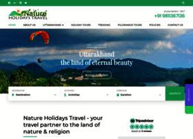 natureholidaystravel.com