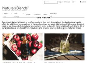 natures-blends.co.uk