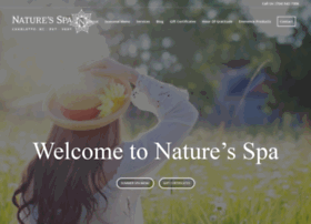 natures-spa.com