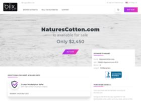 naturescotton.com